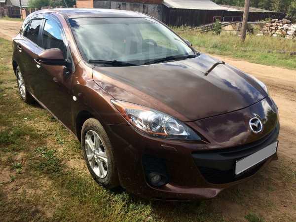 Mazda Mazda3, 2012 год, 609 000 руб.