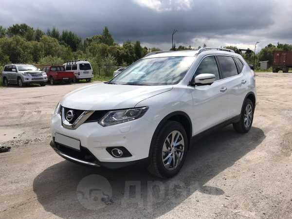 Nissan X-Trail, 2018 год, 1 560 000 руб.