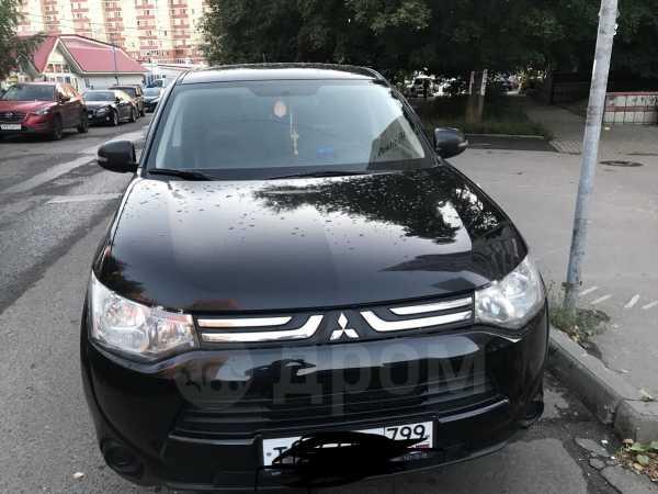 Mitsubishi Outlander, 2013 год, 730 000 руб.