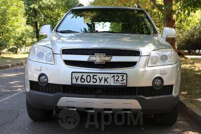 Chevrolet Captiva, 2010 год, 615 000 руб.