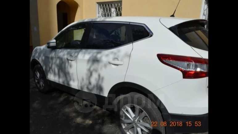 Nissan Qashqai, 2014 год, 970 000 руб.