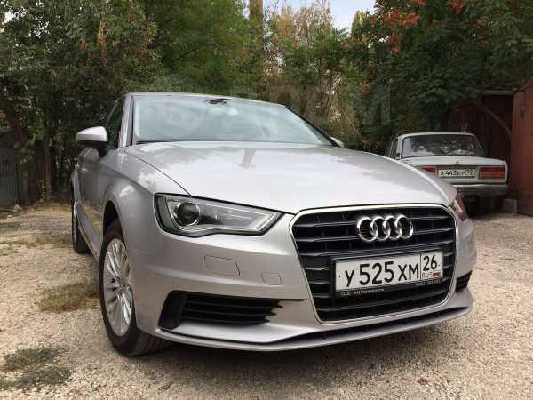 Audi A3, 2014 год, 985 000 руб.