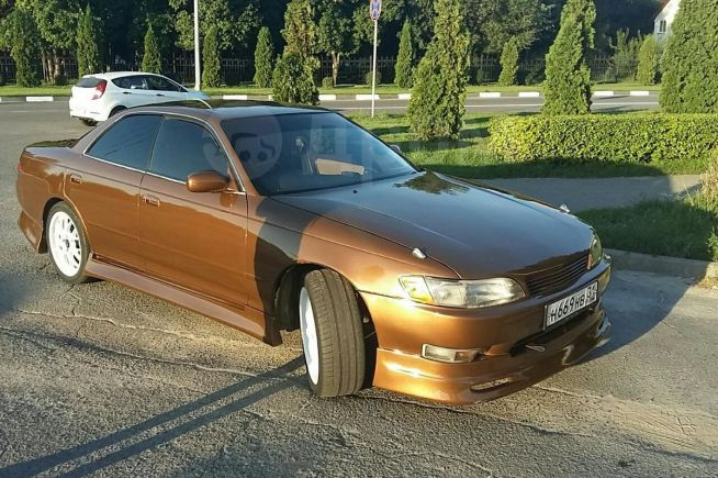 Toyota Mark II, 1993 год, 245 000 руб.