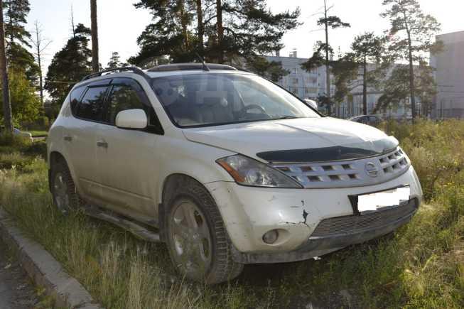 Nissan Murano, 2003 год, 300 000 руб.