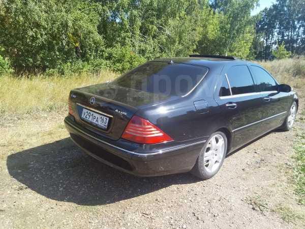 Mercedes-Benz S-Class, 2004 год, 300 000 руб.