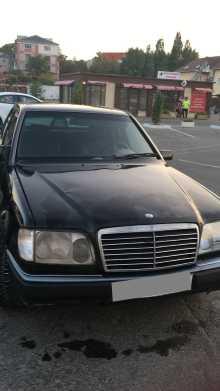 Веселое Mercedes 1991