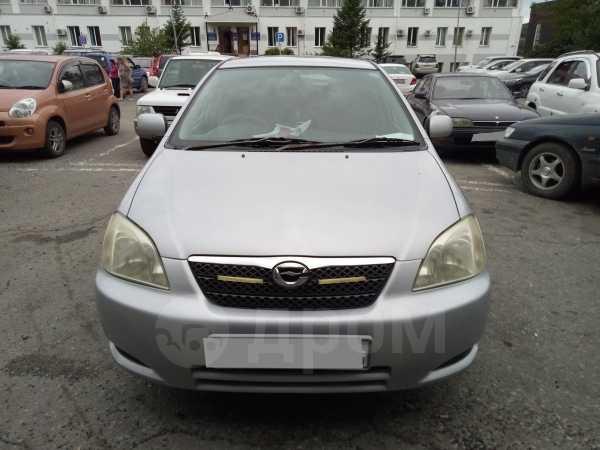 Toyota Corolla Runx, 2003 год, 335 000 руб.