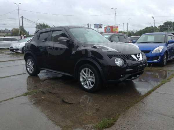 Nissan Juke, 2016 год, 795 000 руб.