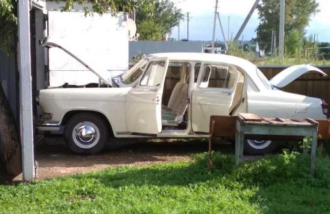 ГАЗ 21 Волга, 1968 год, 800 000 руб.