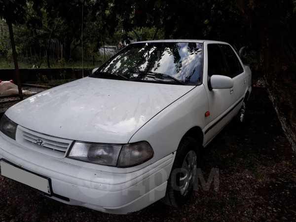 Hyundai Pony, 1993 год, 25 000 руб.