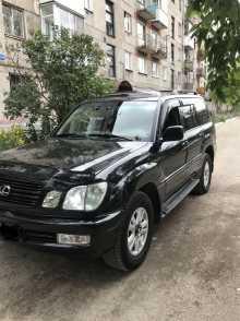 Новокузнецк LX470 2000