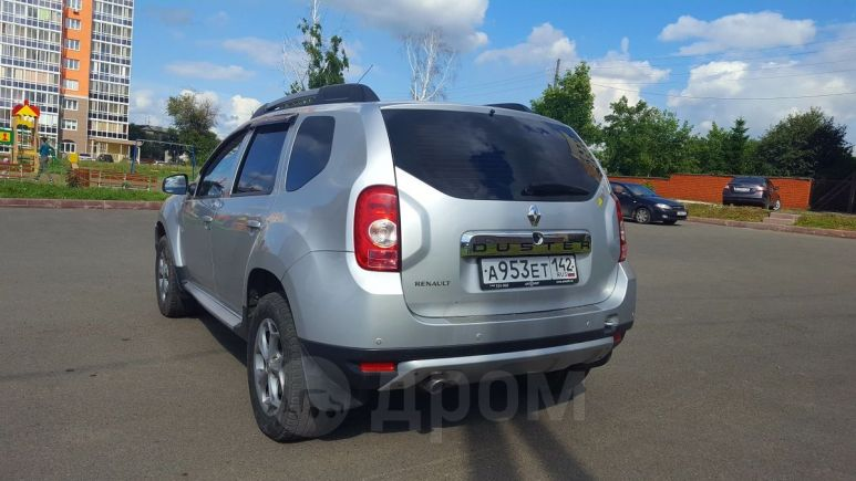 Renault Duster, 2012 год, 529 000 руб.