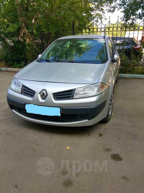 Renault Megane, 2007 год, 220 000 руб.