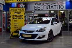 Opel Astra, 2013 г., Оренбург
