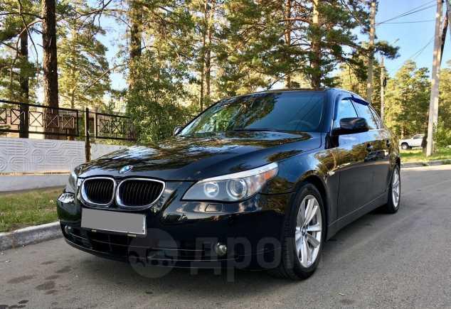BMW 5-Series, 2004 год, 729 000 руб.
