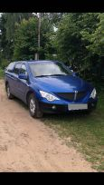 SsangYong Actyon Sports, 2008 год, 390 000 руб.