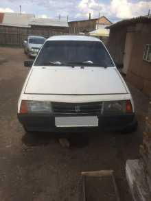 Иволгинск 21099 1998