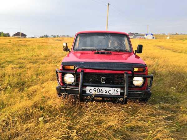 Лада 4x4 2121 Нива, 1992 год, 38 000 руб.