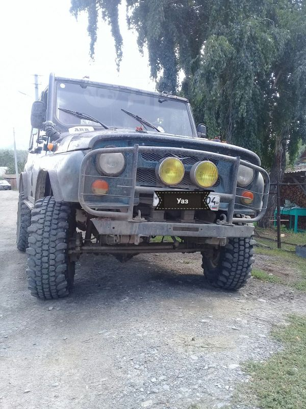 УАЗ 3151, 1992 год, 160 000 руб.