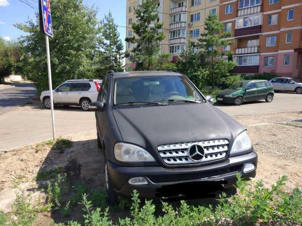 Mercedes-Benz M-Class, 2004 год, 320 000 руб.