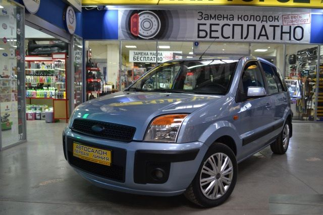 Ford Fusion, 2007 год, 279 000 руб.