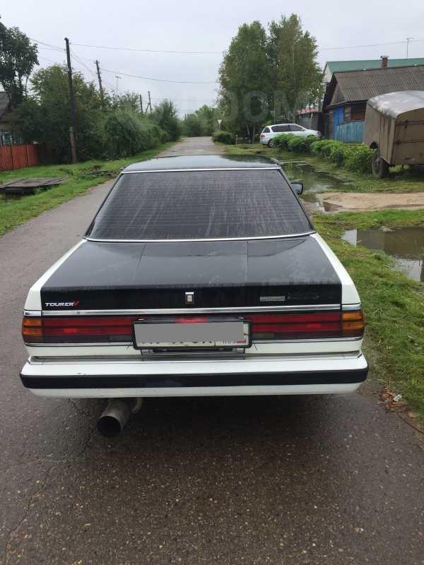 Toyota Mark II, 1985 год, 140 000 руб.