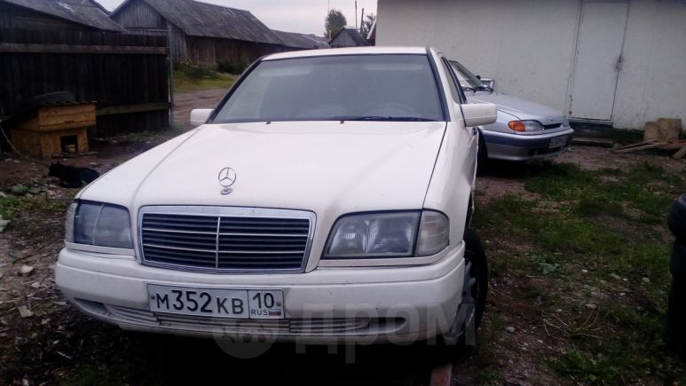 Mercedes-Benz C-Class, 1997 год, 190 000 руб.
