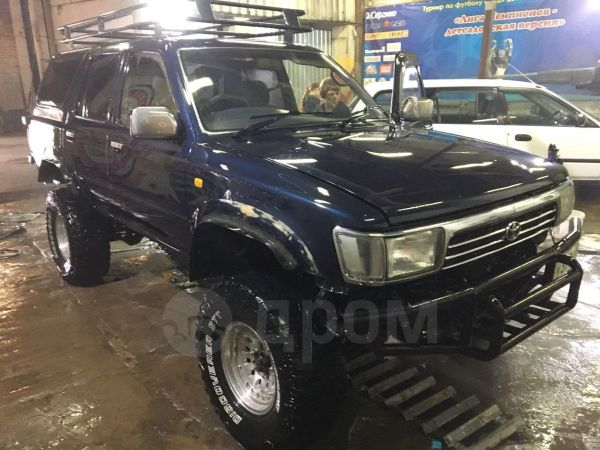 Toyota Hilux Surf, 1991 год, 295 000 руб.