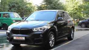 Москва BMW X1 2015