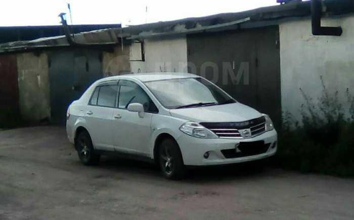 Nissan Tiida Latio, 2010 год, 390 000 руб.