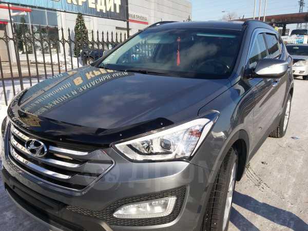Hyundai Santa Fe, 2013 год, 1 425 000 руб.