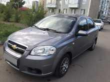 Chevrolet Aveo, 2009 г., Красноярск
