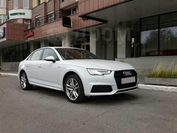 Audi A4, 2016 год, 2 400 000 руб.