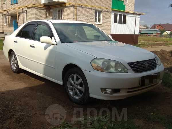 Toyota Mark II, 2002 год, 345 000 руб.