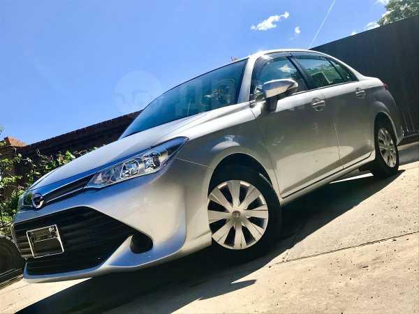 Toyota Corolla Axio, 2016 год, 775 000 руб.