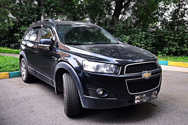 Chevrolet Captiva, 2013 год, 923 000 руб.