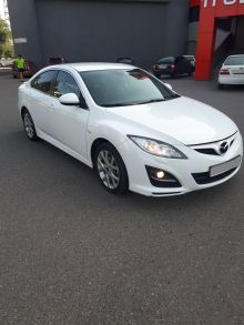 Новокузнецк Mazda6 2012