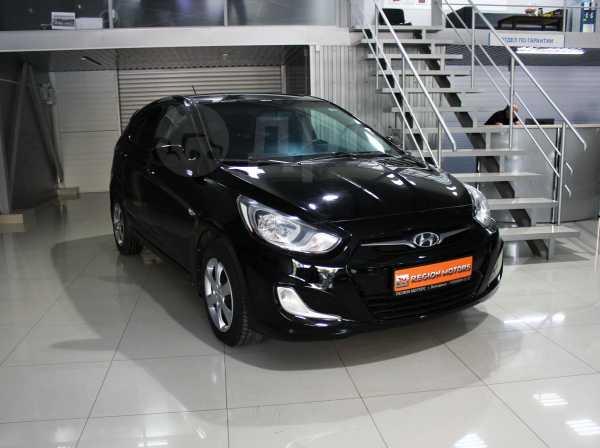 Hyundai Solaris, 2012 год, 449 900 руб.
