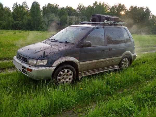 Mitsubishi RVR, 1993 год, 75 000 руб.