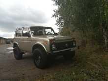 Северск 4x4 2121 Нива 1981