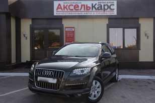 Киров Audi Q7 2013