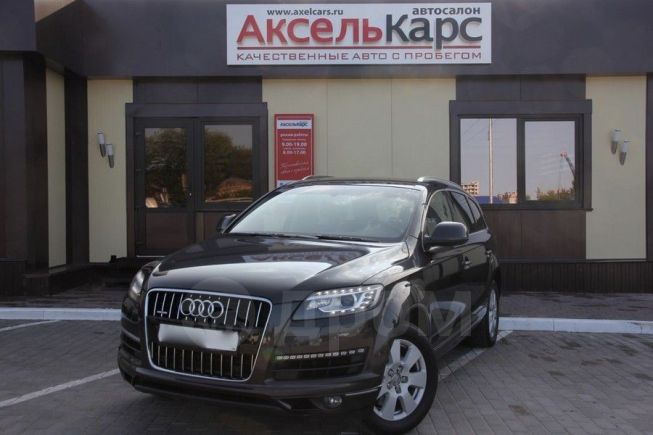 Audi Q7, 2013 год, 1 390 000 руб.