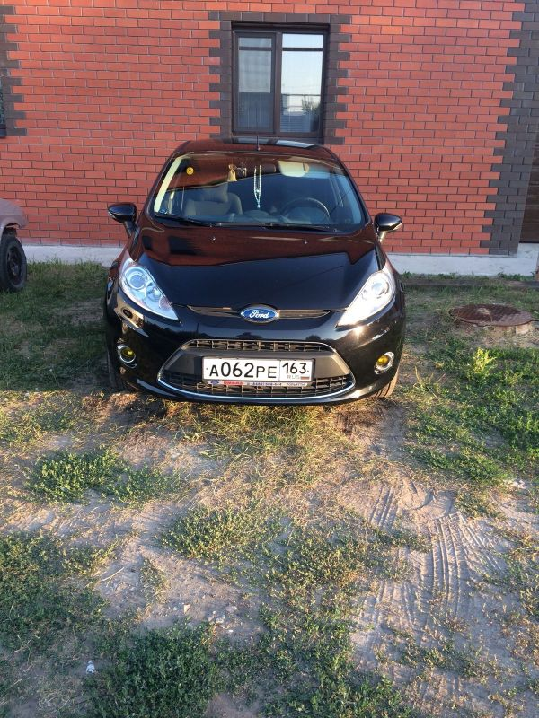 Ford Fiesta, 2008 год, 280 000 руб.