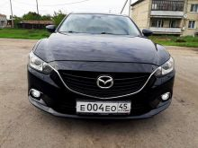 Каменск-Уральский Mazda6 2013