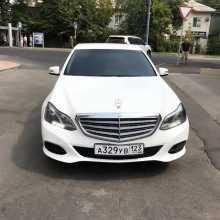 Краснодар Mercedes 2013
