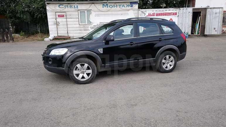 Chevrolet Captiva, 2007 год, 780 000 руб.