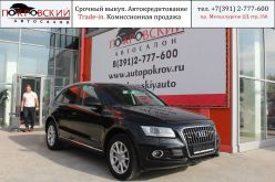 Красноярск Audi Q5 2012