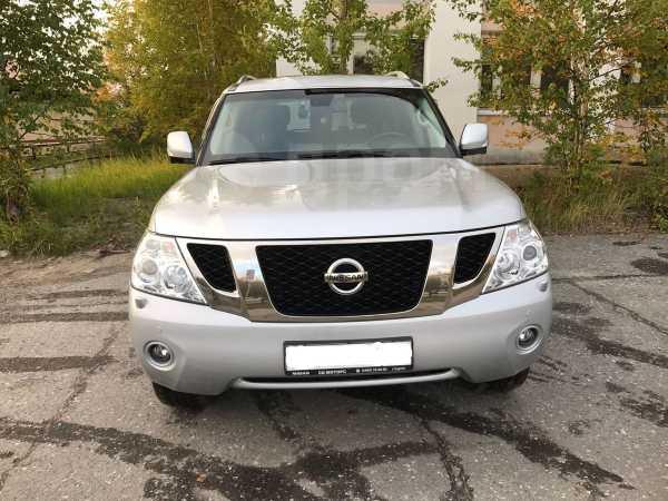 Nissan Patrol, 2010 год, 1 580 000 руб.