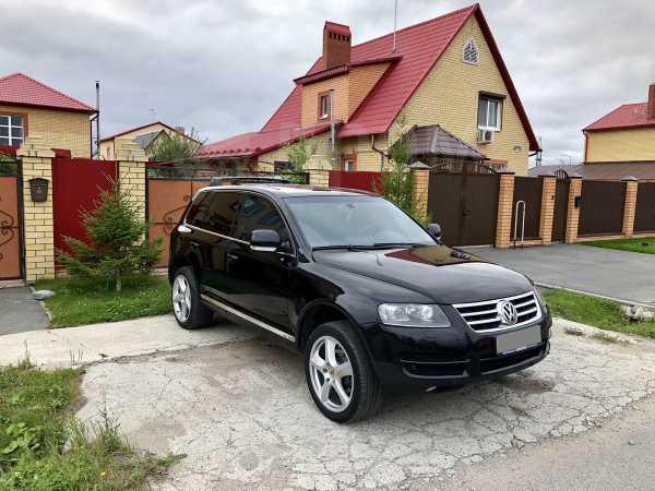 Volkswagen Touareg, 2005 год, 649 000 руб.