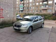 Усть-Кут Logan 2012